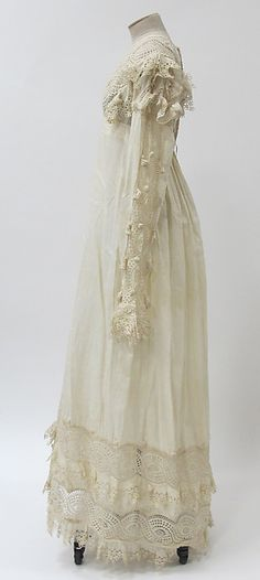 1815-1820 cotton and linen