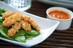 Coconut Crusted Chicken Strips (grams)