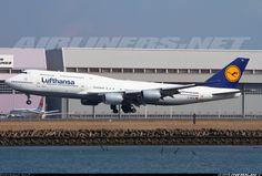 Boeing 747-830, Lufthansa, D-ABYA, cn 37827/1443, 364 passengers, first flight 8.2.2012, Lufthansa delivered 25.4.2012. His last flight 23.5.2016 Frankfurt - New York. Foto: Tokyo, Japan, 28.2.2016.