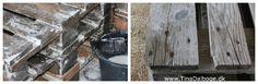 Projekter med paller – sådan kan du vaske, male, lakere, oliere, bejse eu-paller | Tinadalbøge.dk