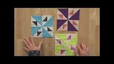 Quiltmaker Mag - YouTube: See how to make the newest block from Bonnie Hunter for Quiltmaker in our short free quilting video.