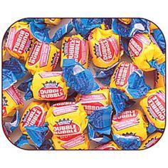 Dubble Bubble Bubblegum: 25LB Case
