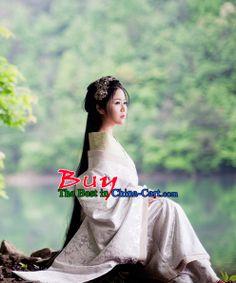 Ancient Chinese Palace Beauty Empress Hanfu Clothing Complete Set