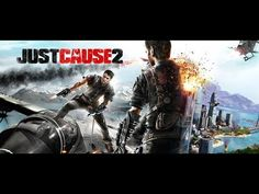 Just Cause 2 Official Launch Trailer +Download Links