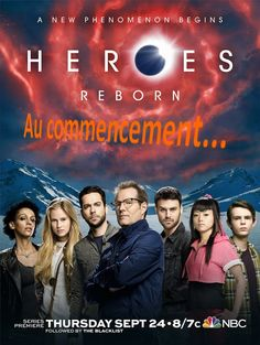 Que vaut le retour de Heroes? Marine Sialelli analyse leur résurrection #HeroesReborn
