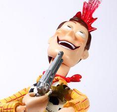 Behind The Scenes Woody