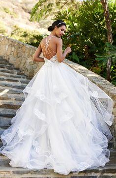Courtesy of Moonlight Bridal Wedding Dresses