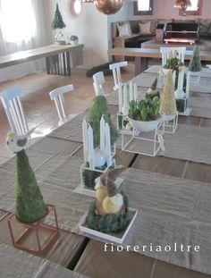 Fioreria Oltre/ Rustic holiday tablescape  https://it.pinterest.com/fioreriaoltre/fioreria-oltre-christmas/