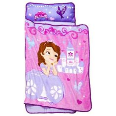 Kids, Baby, Toddlers, PreSchool or Daycare Nap Mat with Pillow and Blanket Only 10 In Stock Order Today! Product Description: For school, daycare, on the go or home, the disney sofia the first toddler