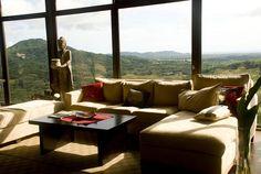 Casa Roca For Rent-living room