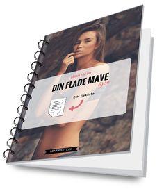 7 tips til en flad mave Clean Recipes, Get In Shape, At Home Workouts, Fitness Motivation, Health Fitness, Tips, Healthy, Baller, Endometriosis