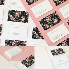 Selección de marcas con un diseño e identidad corporativa con estampados de flores de lo más bonitistas.