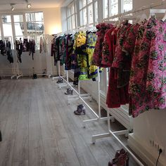 "Nasiba Adilova's Spring 2014 Paris Fashion Week Diary - Day Two: ""Mary Katrantzoe Paris Showroom"""