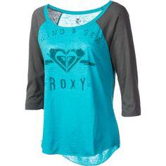 Roxy Oversized T-Shirt - Long-Sleeve - Women's
