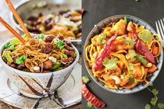 For all the noodle lovers in the world! 15 noodle recipes