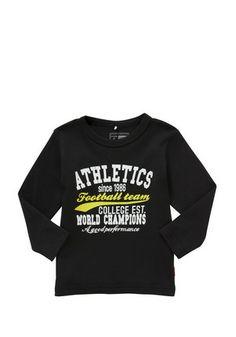 Name It Athletics Print Long Sleeve T-Shirt
