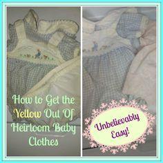 lily joy heirloom pillowcase dress - Google Search