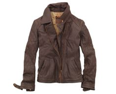 Women's Timberland Leather Biker Jacket ($598... Holy heck! I have expensive taste!!)