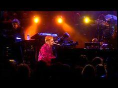 Elton John - Someone Saved My Life Tonight (Live-HQ) favorite Elton John song <3