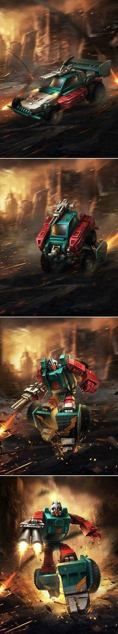 Transformers legends by manbu1977 on DeviantArt