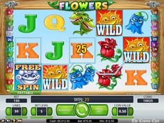 Flowers – Net Entertainment Slots
