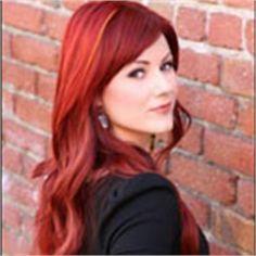 Image result for redken red hair