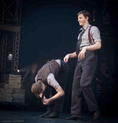 Mike's final bow as Morris Delancey