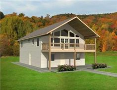 *Standard Frame Construction *2 Car Garage *Covered Deck *Master Suite With