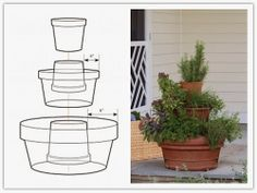 DIY Vertical Planter Idea | DIY & Crafts Tutorials