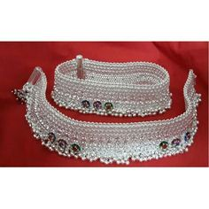 Payal Designs Silver, Silver Anklets Designs, Silver Payal, Anklet Designs, Necklace Designs, Anklet Jewelry, Wedding Jewelry, Indian Jewelry Sets, Gold Jewellery Design
