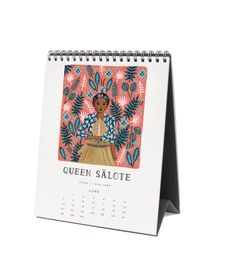 The 5 Best Feminist Calendars for 2015