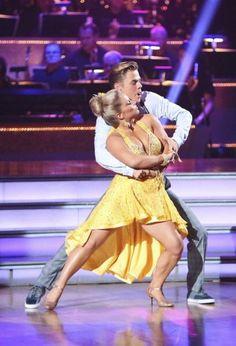 Derek Hough & Shawn Johnson  -  Dancing With the Stars  -  All-stars season 15 champs  -  fall 2012