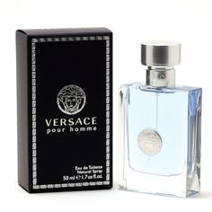VERSACE POUR HOMME EDT SPRAY(NEW)