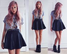 THE WORST OF THEM (by Amy Valentine) http://lookbook.nu/look/4411011-THE-WORST-OF-THEM