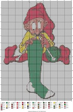 Beading Patterns, Knitting Patterns, Hama Art, Hama Mini, Free Pattern Download, Pixel Crochet, Pearler Beads, Christmas Cross, Plastic Canvas