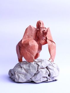 Wow--Astounding Origami by Nguyen Hung Cuong paper orgami