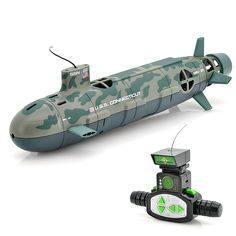 "RC Submarine ""SeaWolf"""