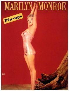 1953 Pinups Magazine Marilyn Monroe Pin Up Playboy Calendar girl Maco litho Marilyn Monroe Movies, Norma Jean Marilyn Monroe, Marilyn Monroe Photos, Marilyn Monroe Playboy, Portrait Studio, Cinema Tv, Norma Jeane, Brigitte Bardot, Covergirl