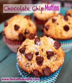 Bakery style muffins that are perfect for a little morning treat that everyone is sure to love