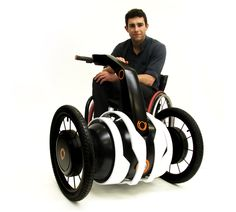 Project for the Disabled by Oscar Fernandez at Coroflot.com