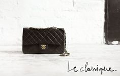 Classics / The Chanel Bag