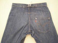 #Jeans #Levis Engineered   #abbigliamento #casual #moda #vintage #fashion