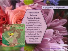 The Reviews are coming in on this new audio release. Your daughter will love it! http://adbl.co/1ysdBo6