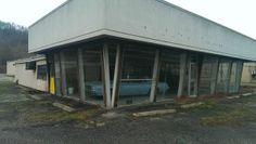 Updated Photos of the Abandoned Chrysler Dealership on Pennsylvania Avn East Liverpool Ohio Abandoned Ohio, Abandoned Cars, Abandoned Buildings, Abandoned Places, Ohio Image, East Liverpool Ohio, Used Car Lots, Car Interior Design, Sea World