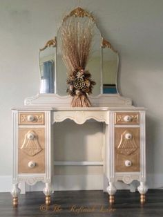 Vanity, Mirror, Furniture, Home Decor, Vanity Area, Homemade Home Decor, Lowboy, Dressing Tables, Mirrors