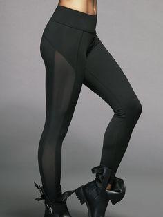 Michi Stardust Legging in Black - loving these!