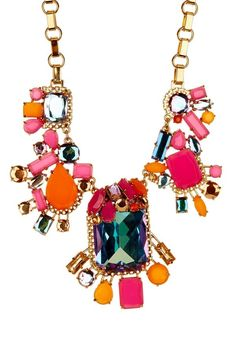 Amazing kate spade new york tokyo city statement necklace [Promotional Pin]
