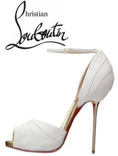 Christian Louboutin- I died and went to shoe heaven :)