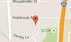 Map of Hardywood Park Craft Brewery