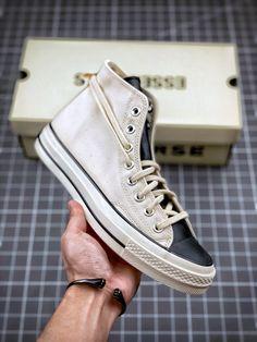 Converse Chuck Taylor All Star, Chuck Taylor Sneakers, Shoe Brands, Chuck Taylors, 1970s, Essentials, Beige, God, Stars